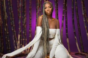 """I for just jeje dey yankee dey sing my rnb"" - Tiwa Savage just wants your support"