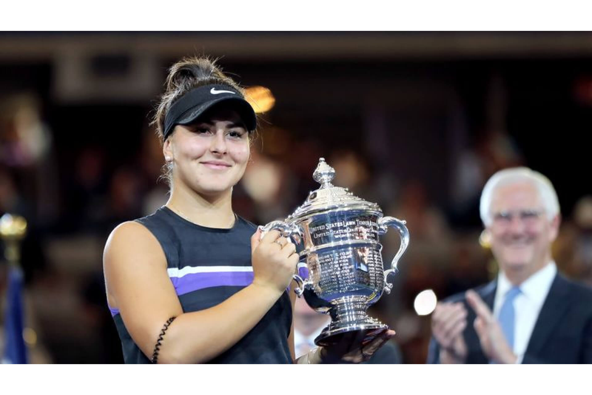 Bianca Andreescu will not defend her US Open title