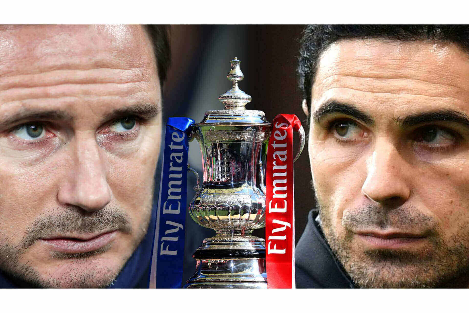 Frank Lampard faces Mikel Arteta in FA Cup showdown hunt for silverware