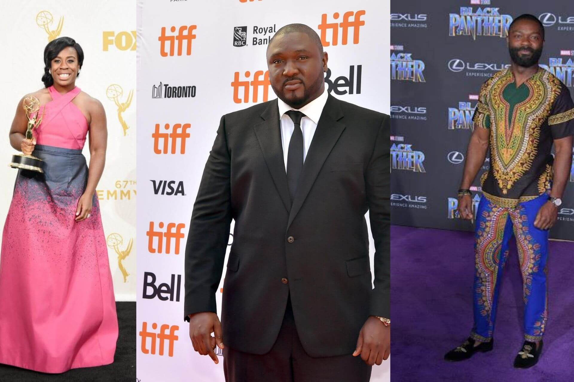 Did you know that these 10 British and American film stars are Nigerian?