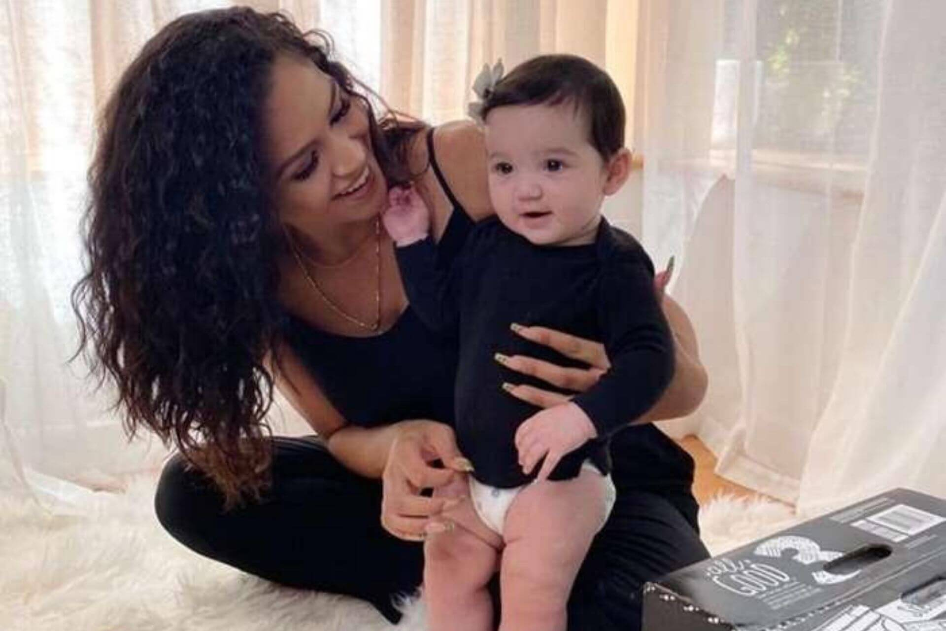 'I found out that I had something called postpartum thyroiditis' - Cassie shares her depressing postpartum weight loss journey