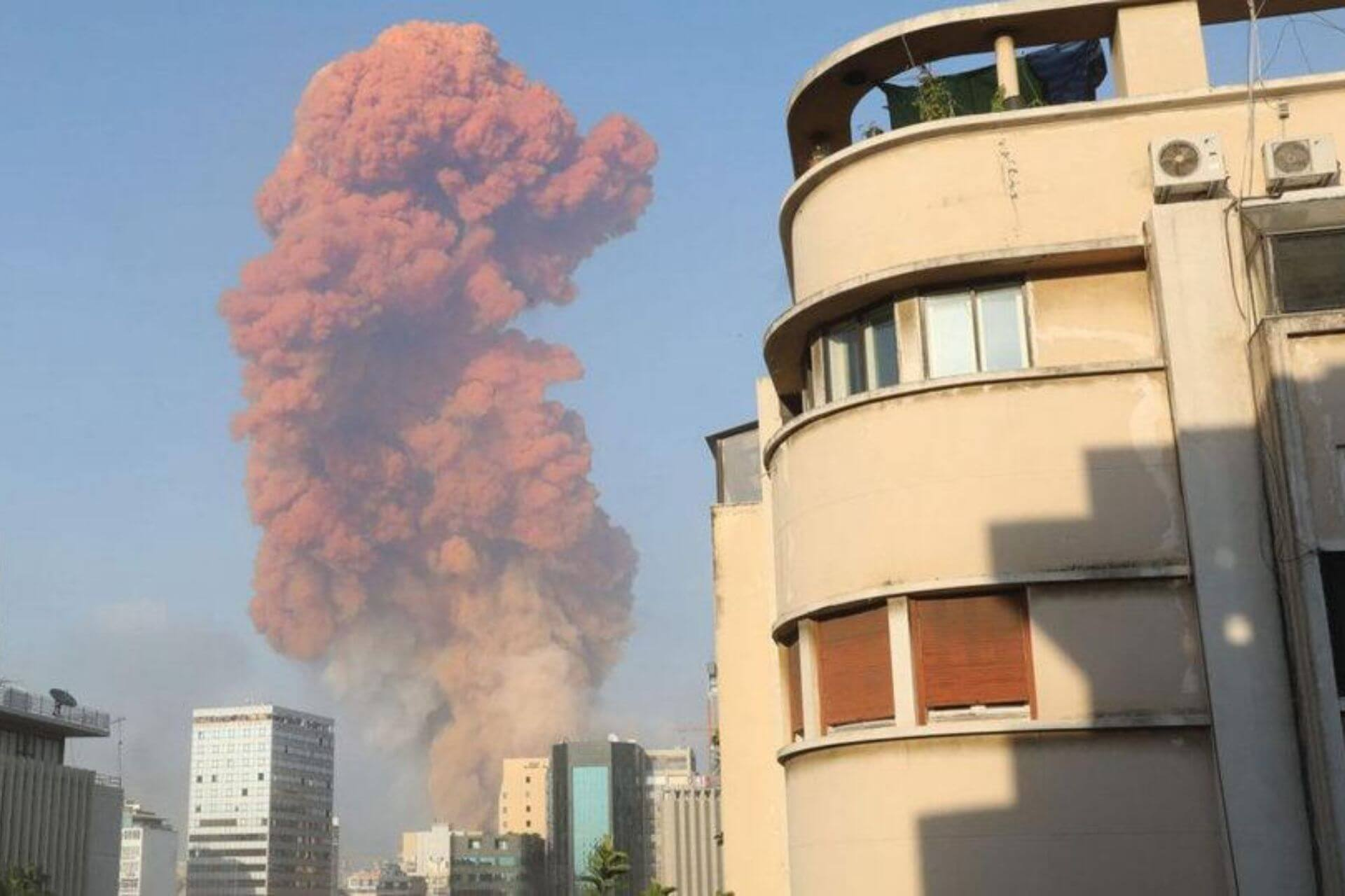 Everything we know so far about the explosion in Beirut, Lebanon [videos]
