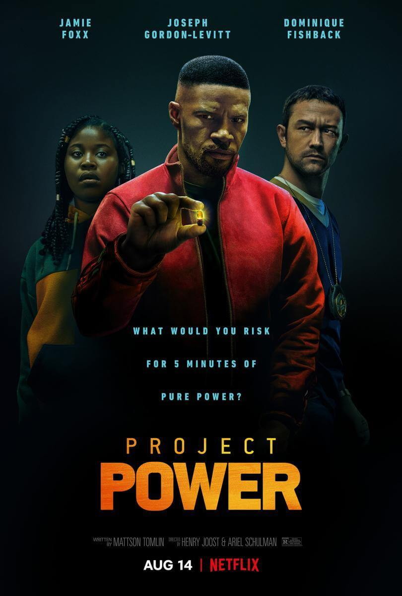 Trailer Thursday: 'Project Power' wants to know what you would do if you got superpowers for 5 minutes