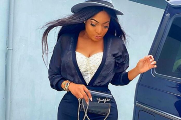 Chika Ike reacts to rumours about relationship with Ned Nwoko