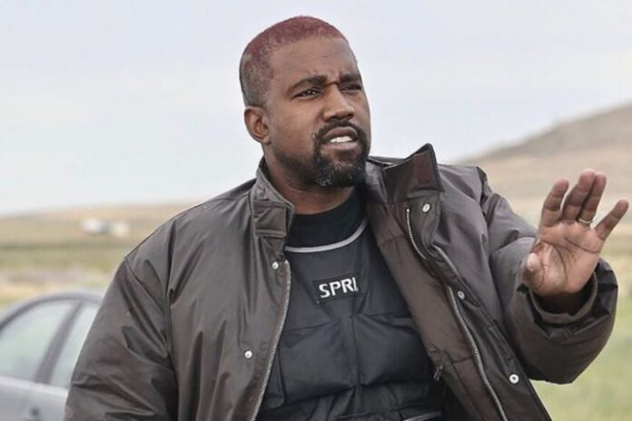 Kanye West on strike