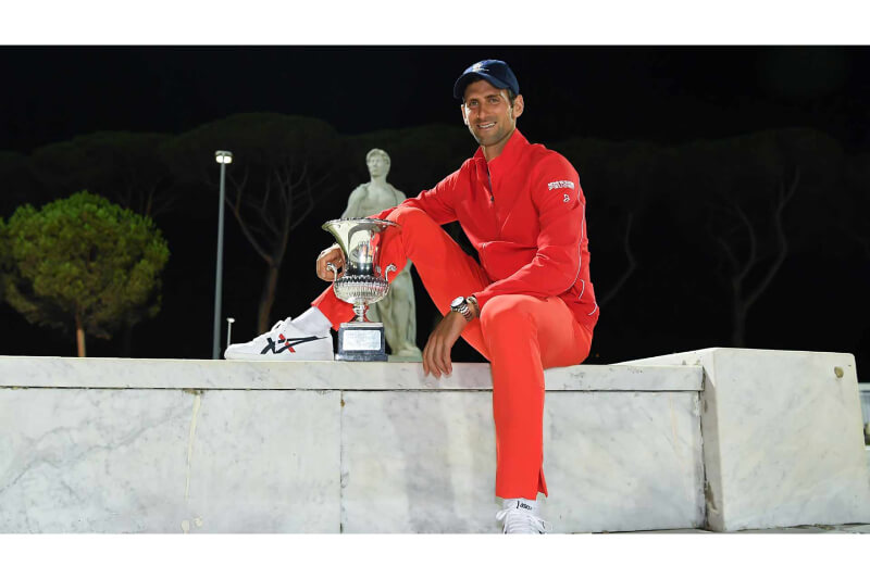 Italian Open 2020 Novak Djokovic Clinches 5th Rome Crown And Makes Masters 1000 History Video Sidomex Entertainment