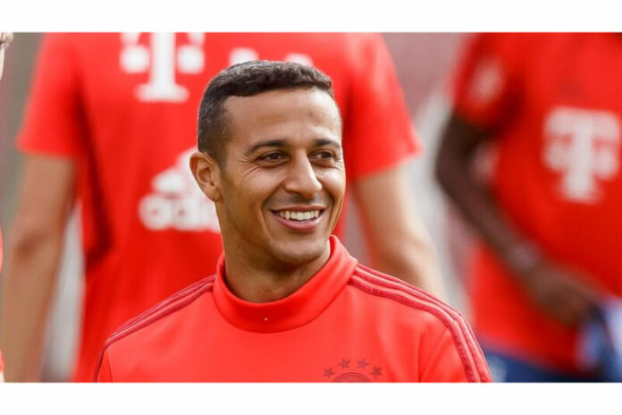 Thiago Alcantara Liverpool move from Bayern Munich set to be completed