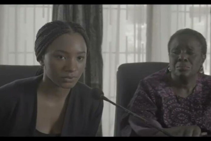Watch the first trailer of Temi Otedola's movie debut, 'Citation'