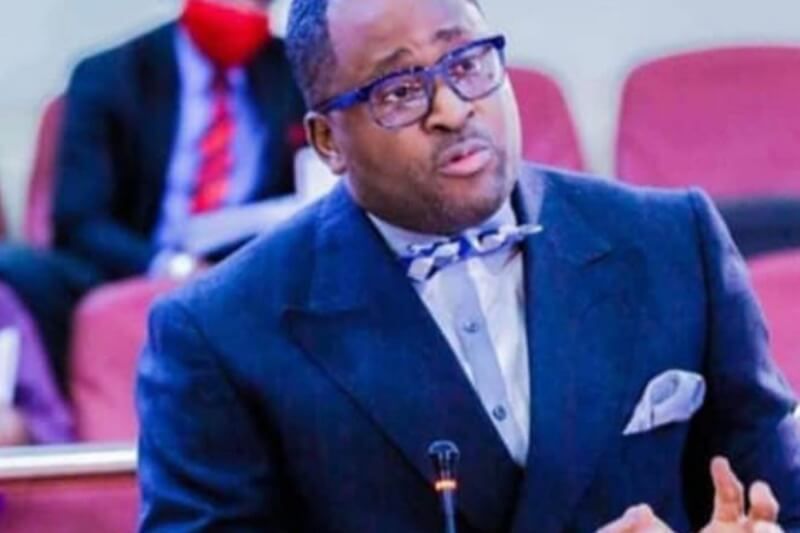 Desmond Elliot apologises for referring to youths as 'children'