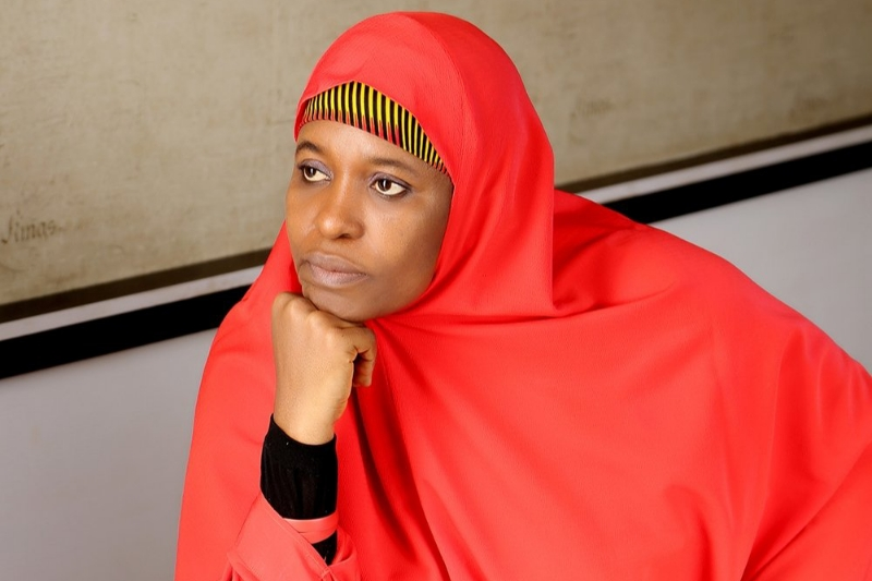Aisha Yesufu mocks Muslims who rain curses on her