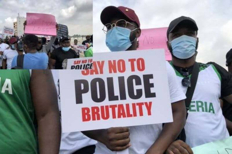 This is how your favourite celebrities are speaking out about #EndSARS