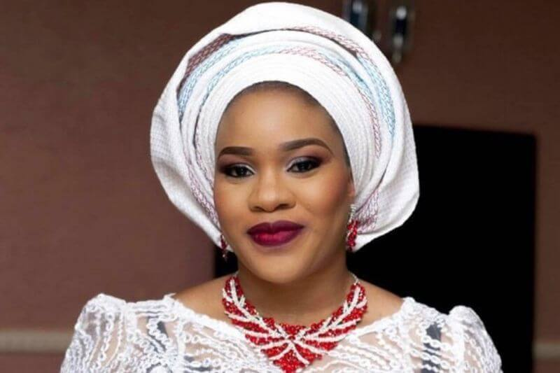 #EndSARS: Actress, Mosun Filani remembers her brother who was allegedly killed by police officers 10 years ago