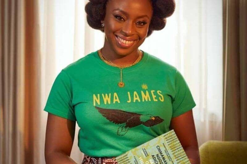 Chimamanda awarded women's prize for fiction