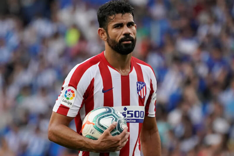 Atletico Madrid would terminate Diego Costa's deal to enable him move in January