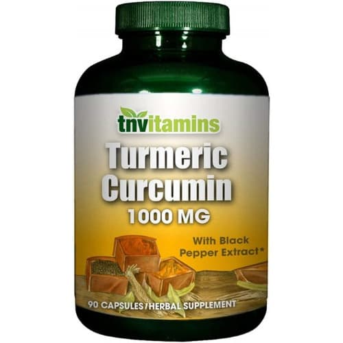 Turmeric capsules - good for men's health