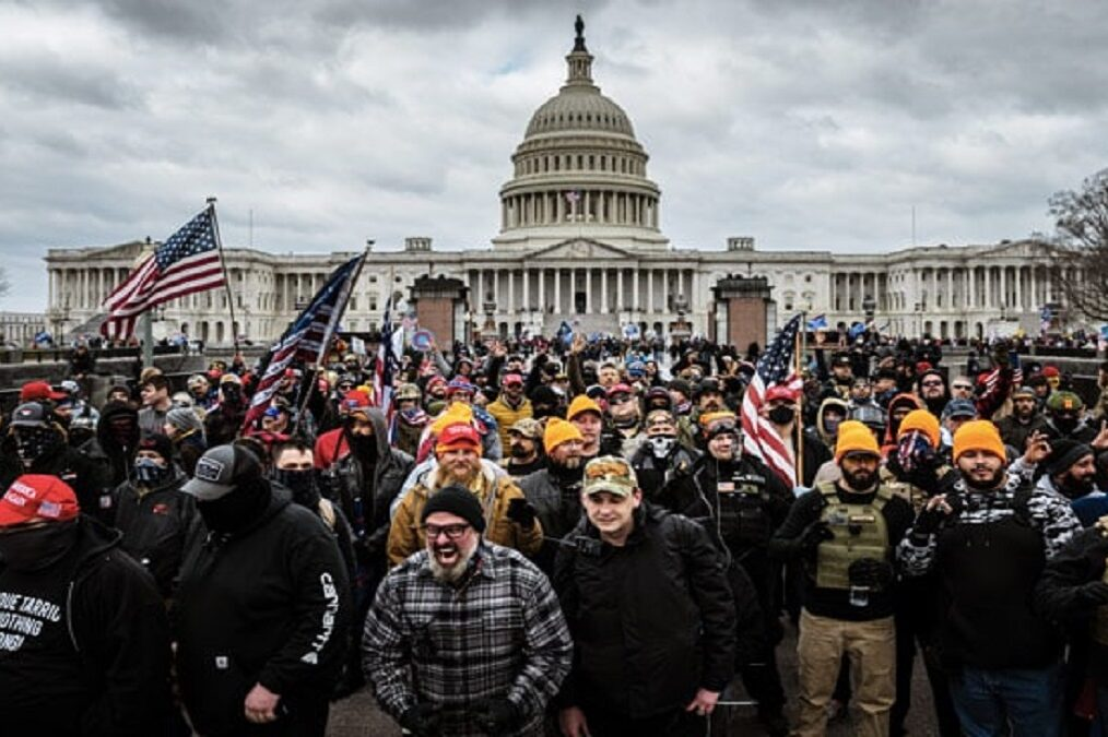 Facebook, Instagram and Twitter block Donald Trump after Capitol invasion
