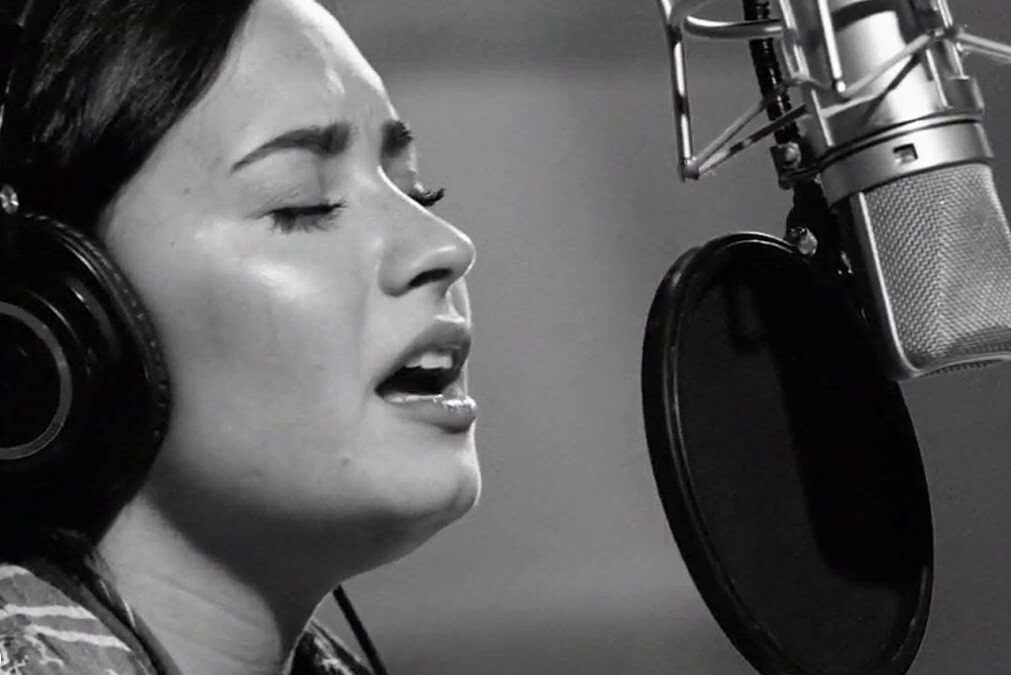 Demi Lovato is making a song about Trump supporters storming US Capitol