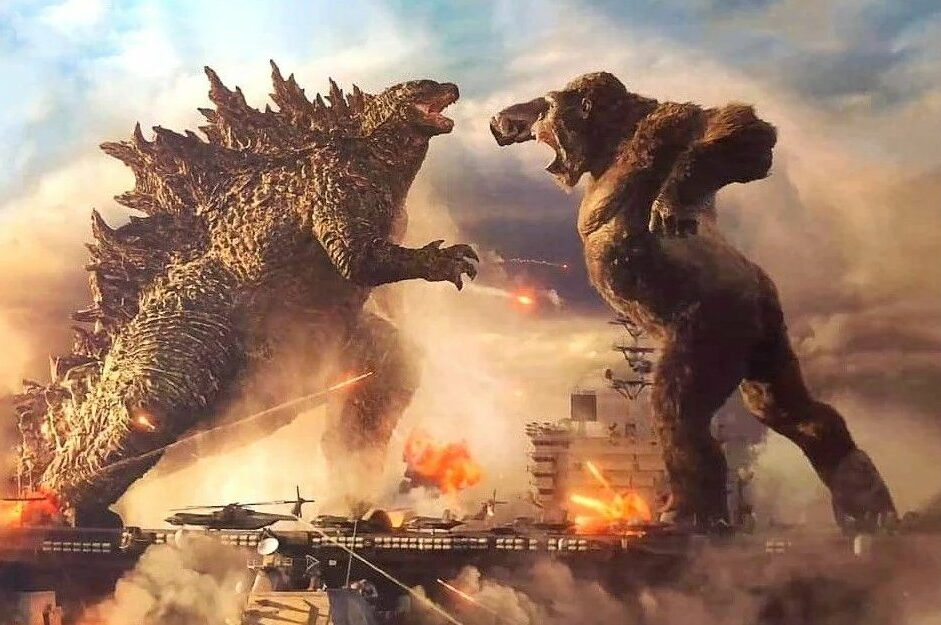 Warner Bros. moves Godzilla vs Kong release to two months earlier