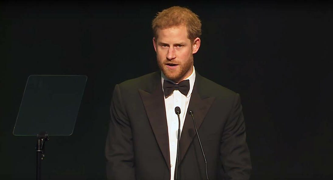 Prince Harry calls for more social media accountability in latest interview