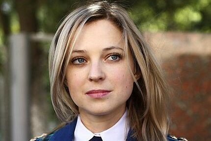 Who is Natalia Poklonskaya and why is she famous as anime and meme? one of the hot Russian women behind anime