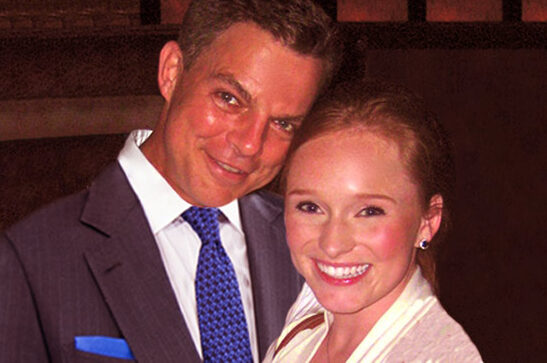 Who is Virginia Donald? - Shepard Smith partner, net worth, and relationships