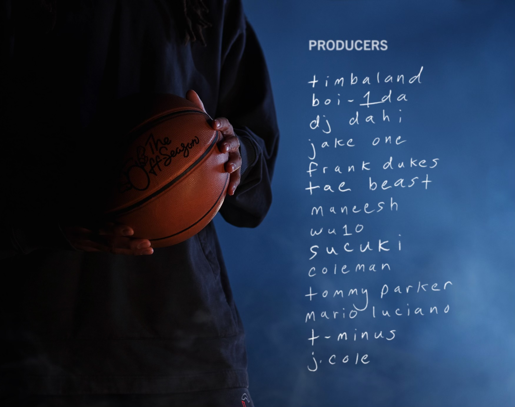 The Off-season producers credit
