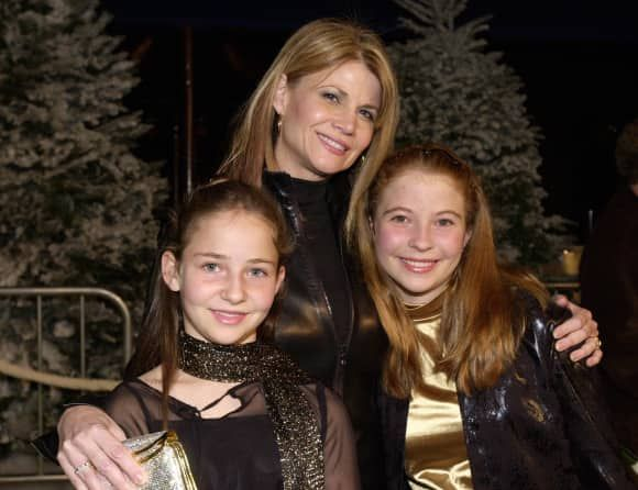 Night Court actress, Post, and her two daughters,Kate and Daisy