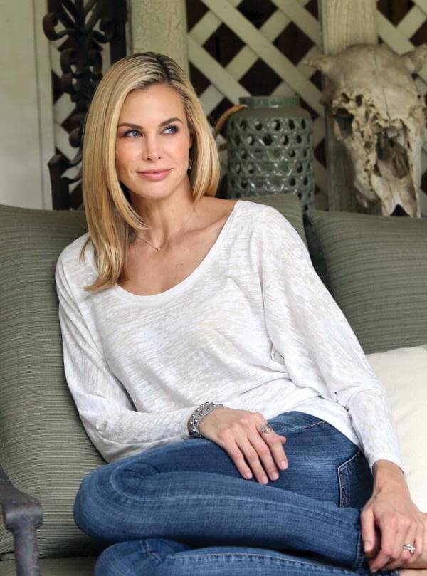 The Chase host Brooke Burns Biography, net worth, nudes and husband