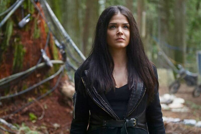 Hot marie pics avgeropoulos Marie Avgeropoulos: