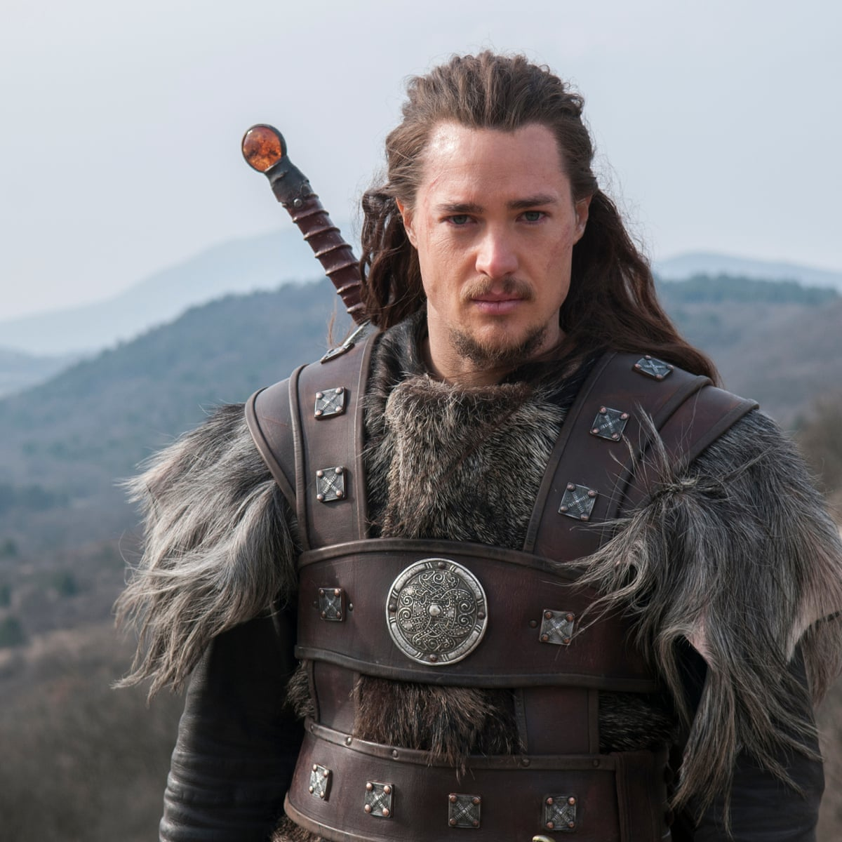 Alexander Dreymon Uhtred actor in The Last Kingdom, wife, height