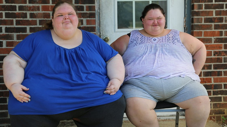 Tammy Slaton and Amy Slaton now: Did the 1000 lb sisters lose weight: