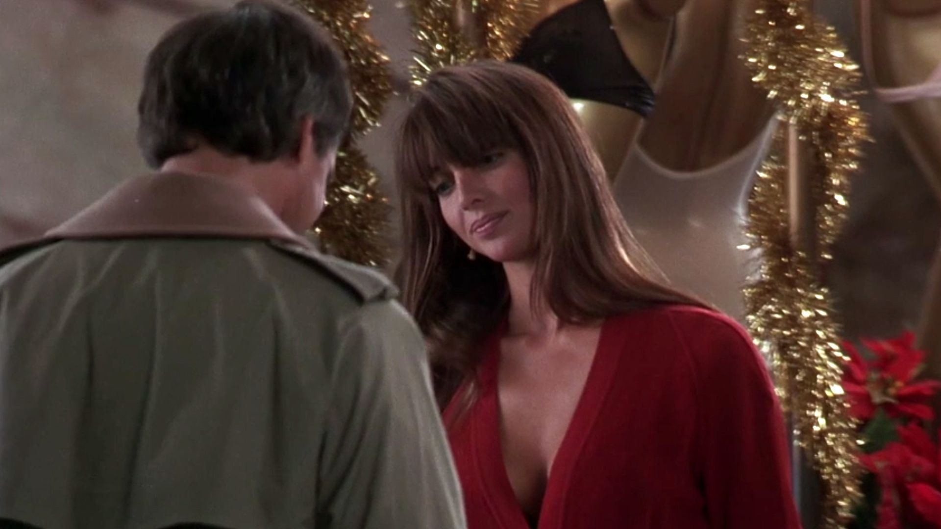 Nicolette Scorsese as Mary in Christmas Vacation