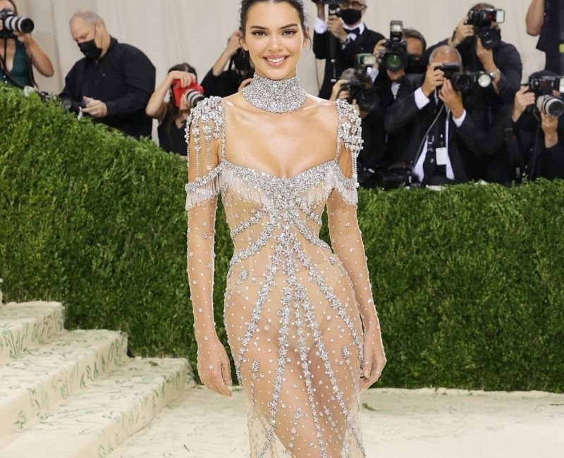 Kylie Jenner - Met Gala 2021: See fashion moments from the biggest fashion night ever