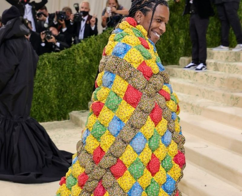 A$AP Rocky - Met Gala 2021: See fashion moments from the biggest fashion night ever