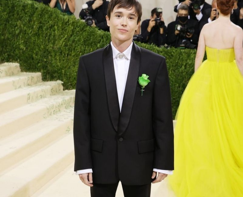 Elliot Page - Met Gala 2021: See fashion moments from the biggest fashion night ever