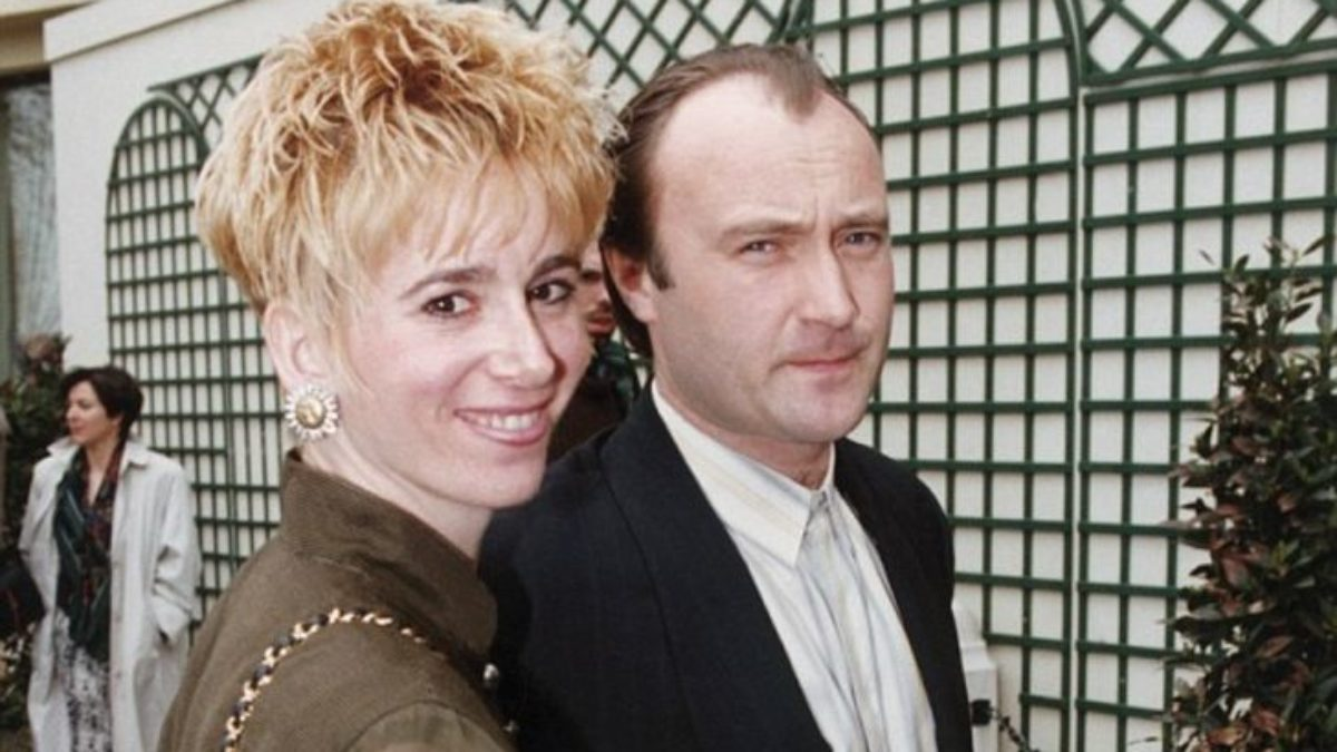Phil Collins ex-wife Jill Tavelman, Lily Collins mother, net worth