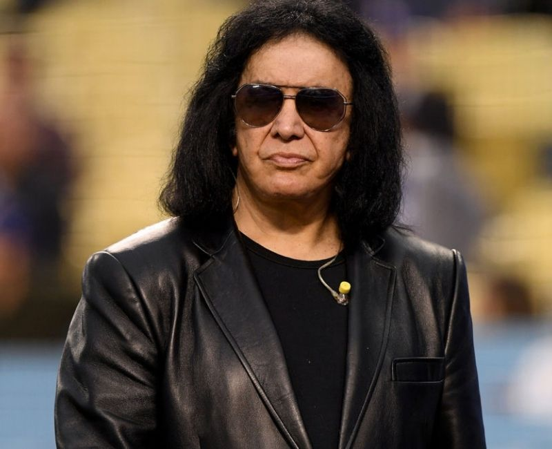 Gene Simmons and other celebrities victims sex video blackmail
