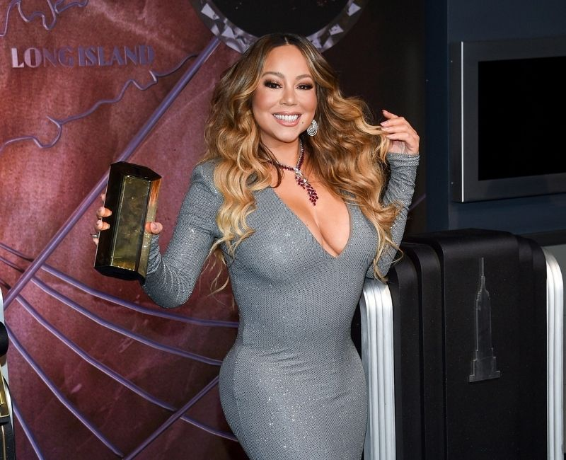 Mariah Carey and other celebrities victims sex video blackmail