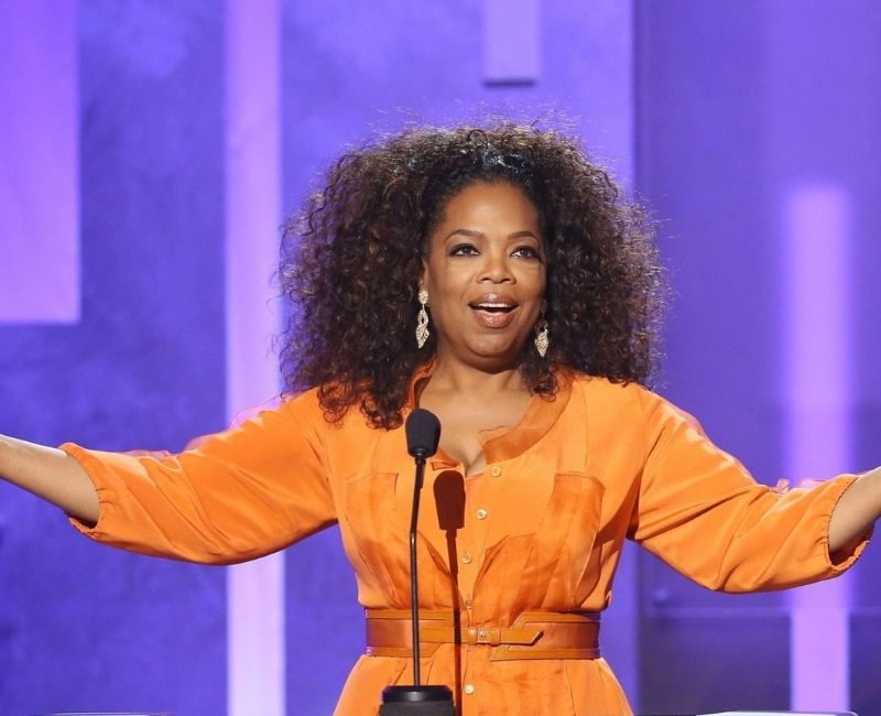 Oprah Winfrey and other celebrities victims sex video blackmail